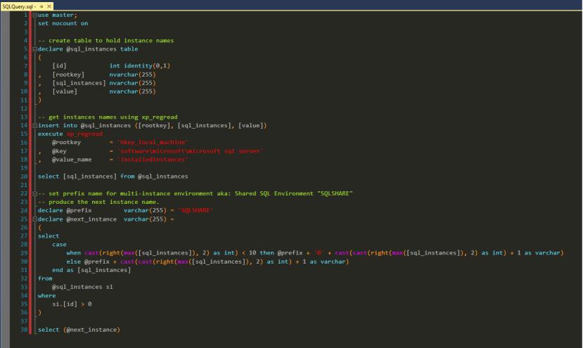 mikesdatawork_multi_instance_sql_server