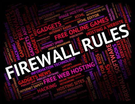 43340454 - firewall rules showing no access and regulations